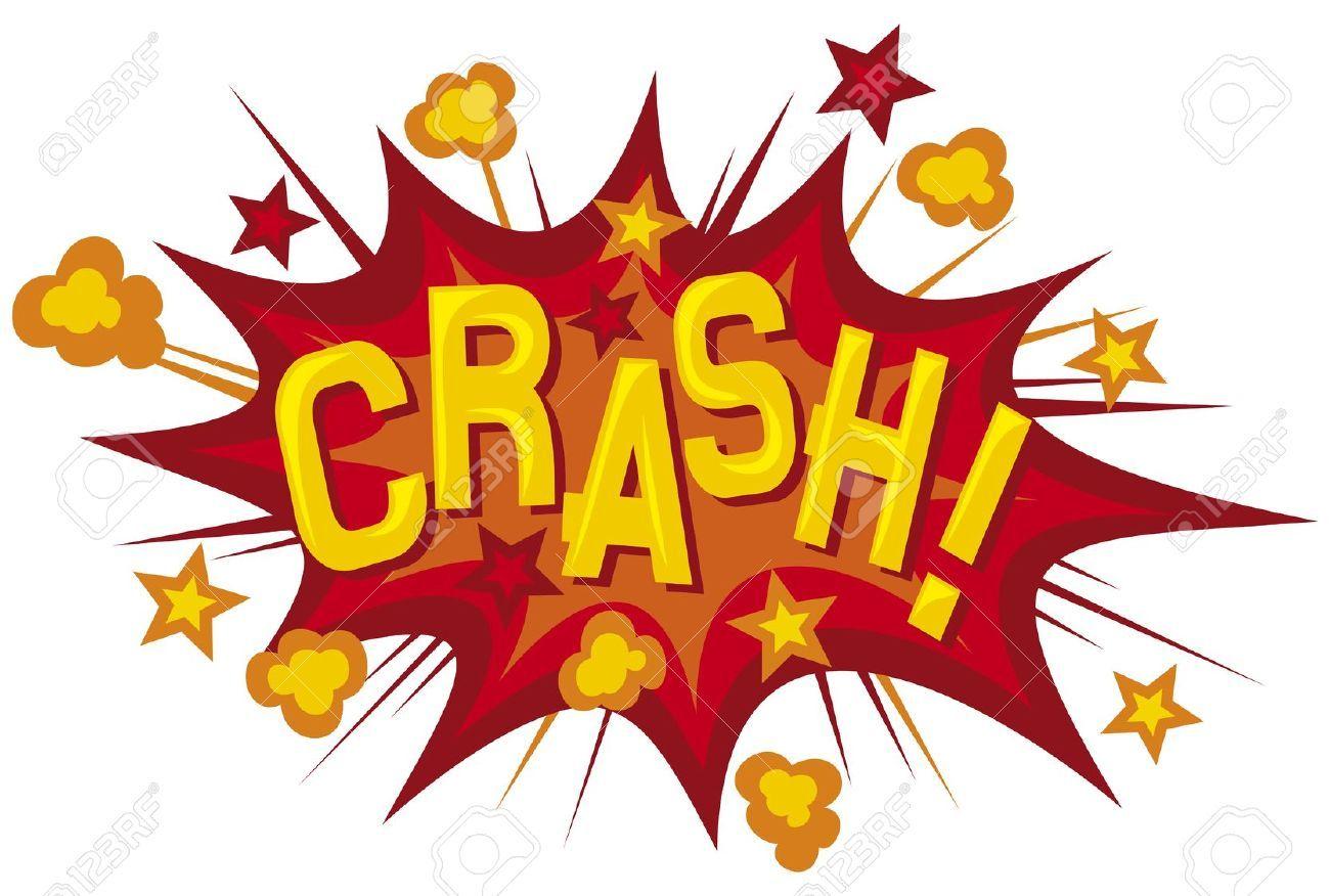 Crash Stock Vector Illustration And Royalty Free Crash