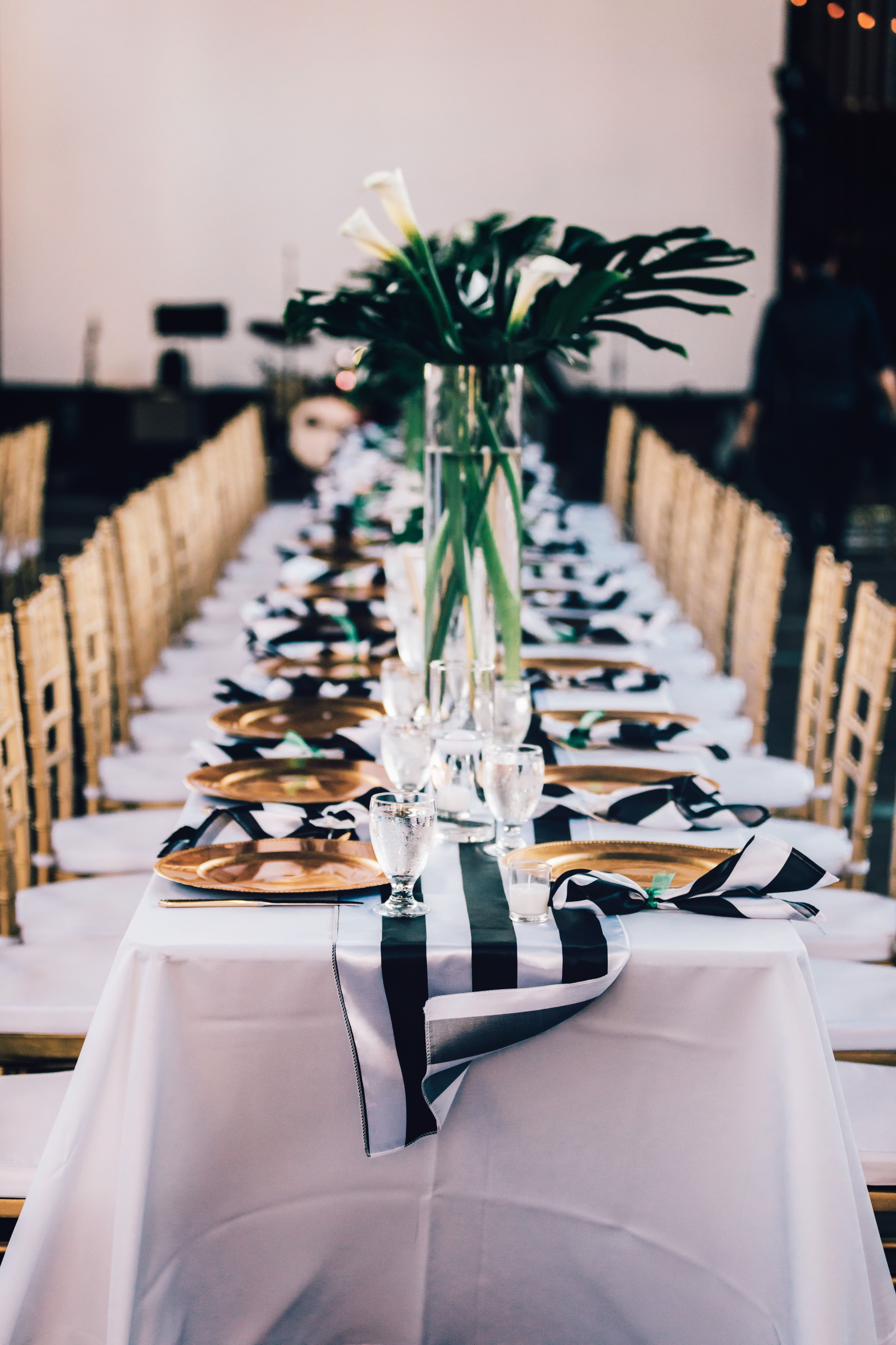 Whim Hospitality Wedding Event Rentals The Contemporary Austin Moody Rooftop Kayleigh Ru Hollywood Regency Wedding Downtown Wedding Party Tent Rentals