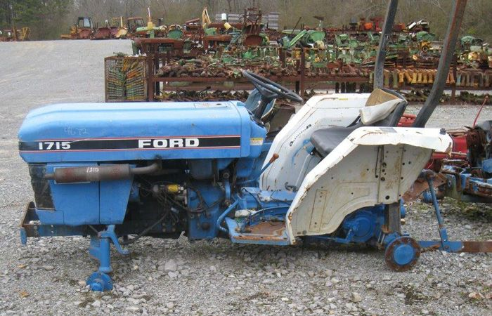Used Ford 1715 Tractor Parts Ford Tractor Parts Tractor Parts Ford Tractors