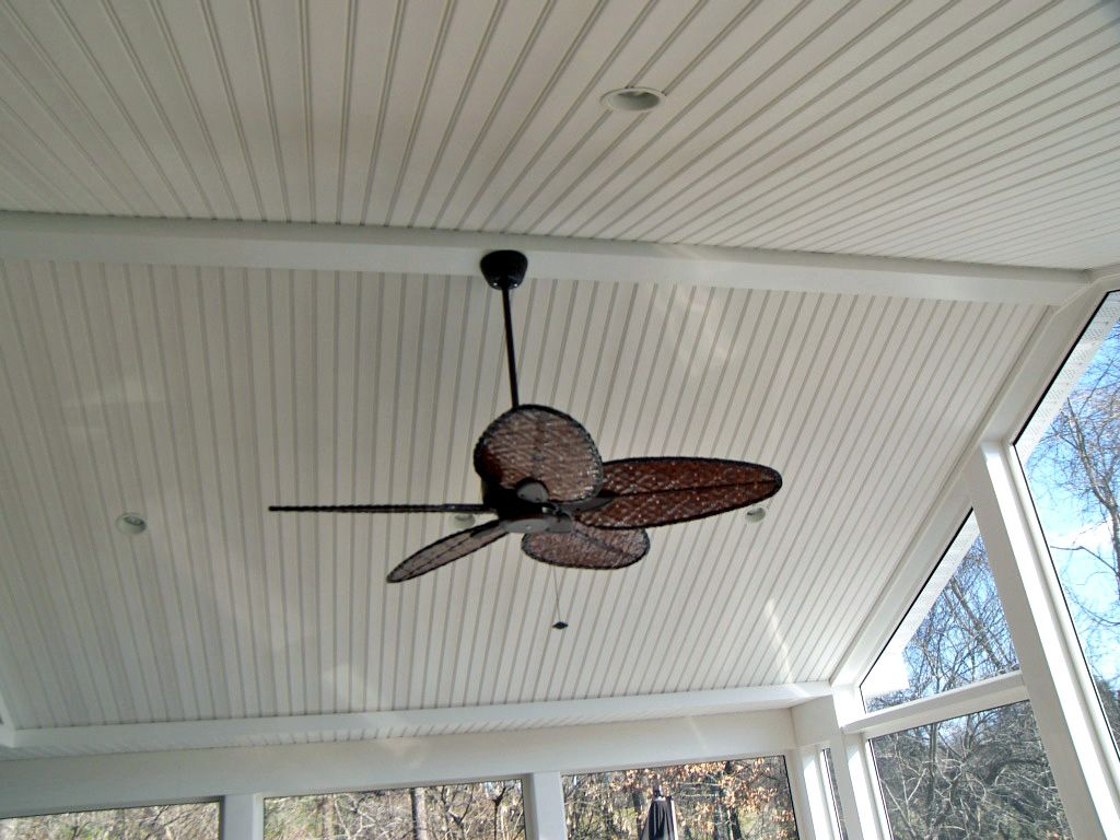 Hnh Deck And Porch Porches Screened Room Gallery Porch Lighting Window Vinyl Screened Porch