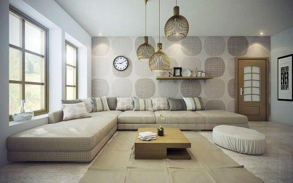 21 idées pour décorer votre salon | Cosy, House and Room