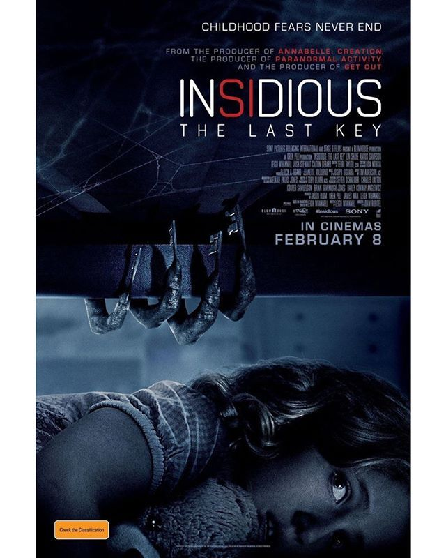 Watch Insidious: The Last Key Full-Movie Streaming