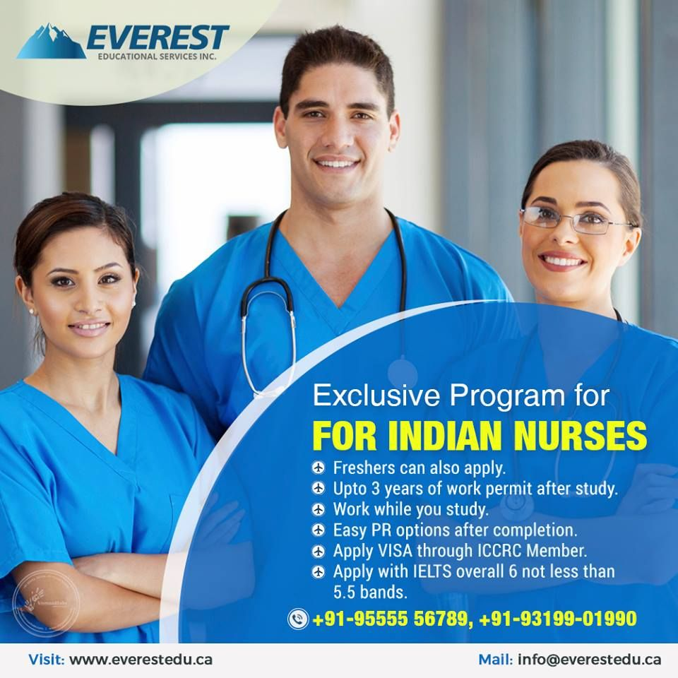 Are You A Nursing Professional Or Gnm Fresher Indian Nurses Have