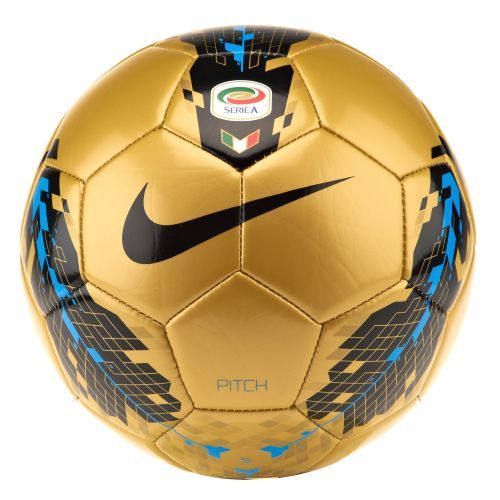 nike league pitch serie a soccer ball this ball is as good as gold