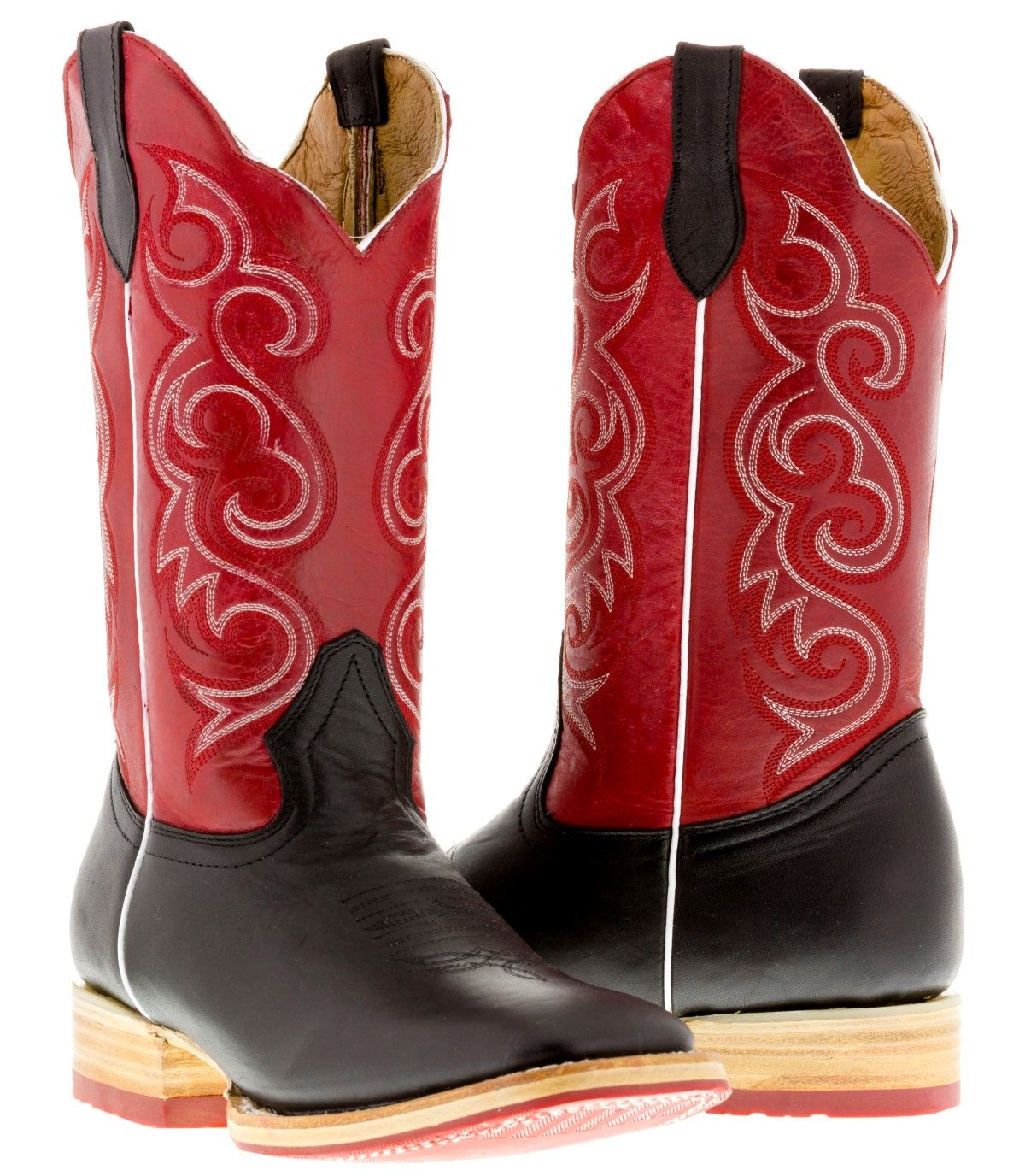 doble #vida #boots #square #toe
