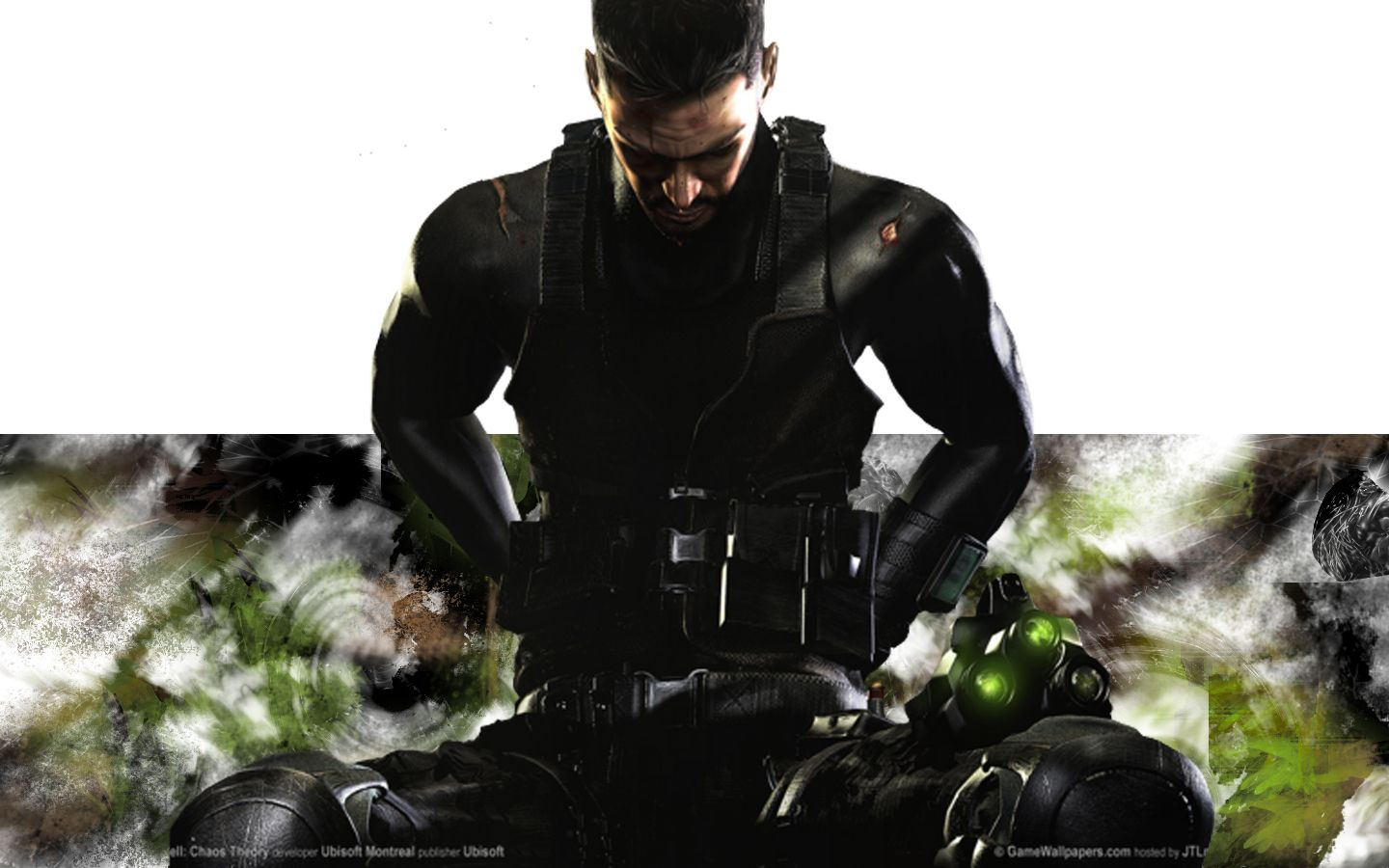 Splinter Cell Fan Art Sam Fisher Splinter Cell By
