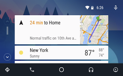 Google Releases Android Auto Desktop Head Unit A Fully