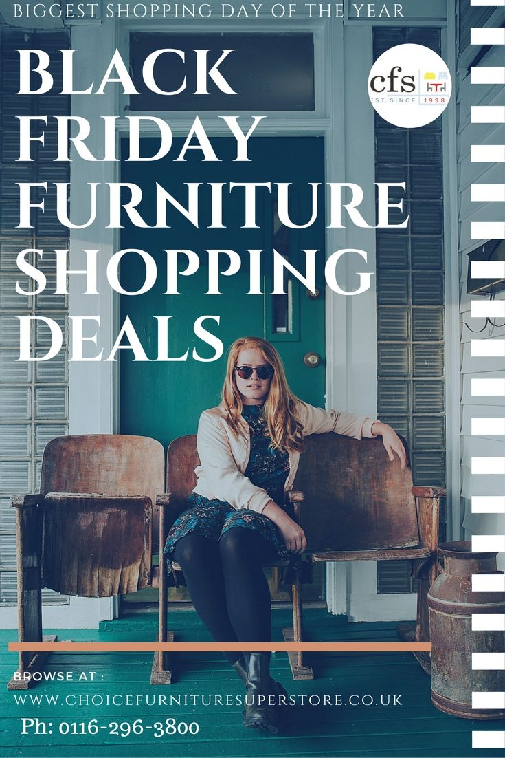 Looking to save big on Black Friday Home Furniture & Home