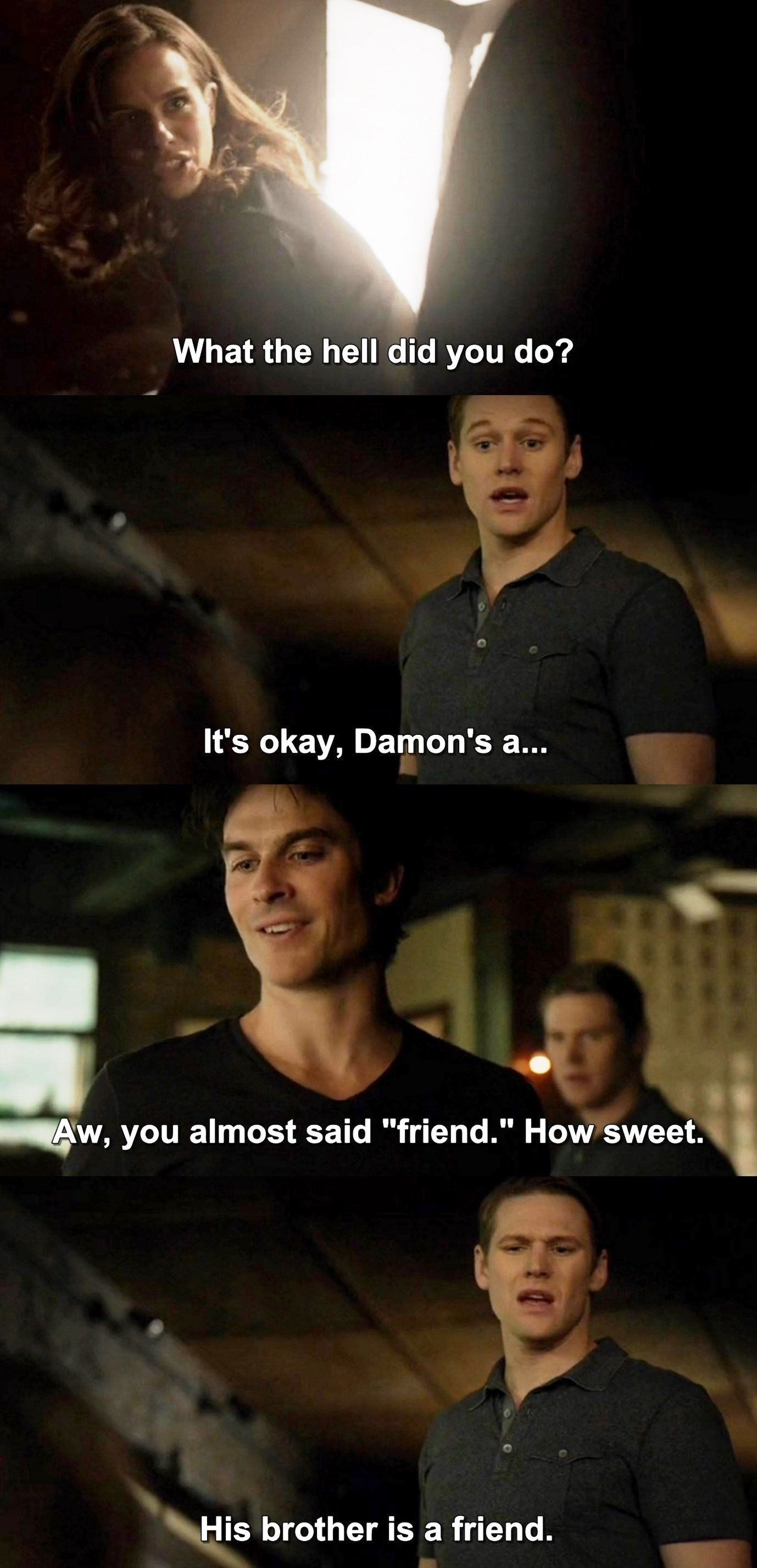 Salvatore on the vampire diaries he was pictures to pin on pinterest - Find This Pin And More On Damon Salvatore The Vampire Diaries