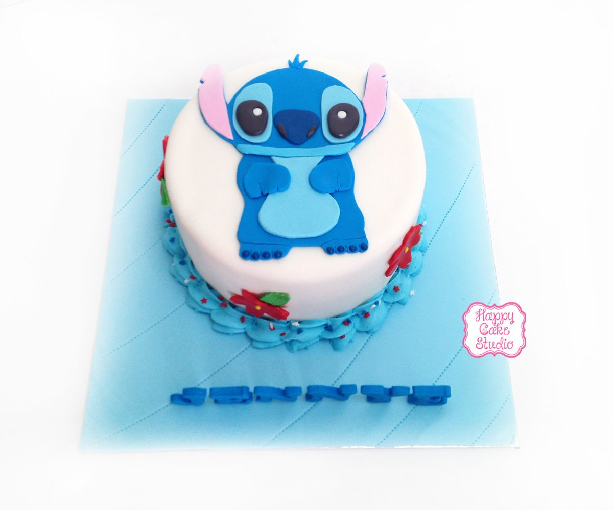 Images Stitch Cakes Stitch Cake Lilo Dominic Pinterest Stitch