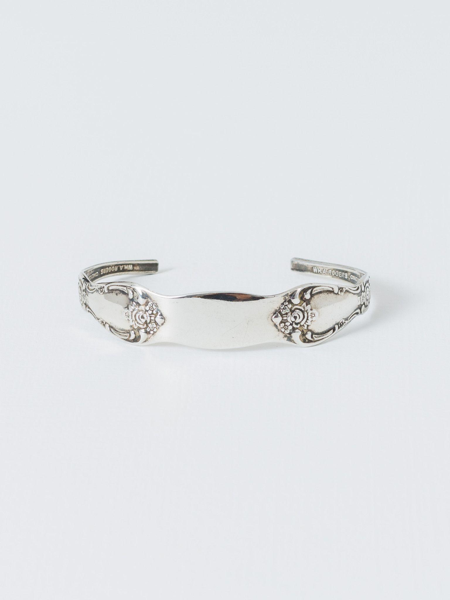 Oneida Spoon Cuff Bracelet