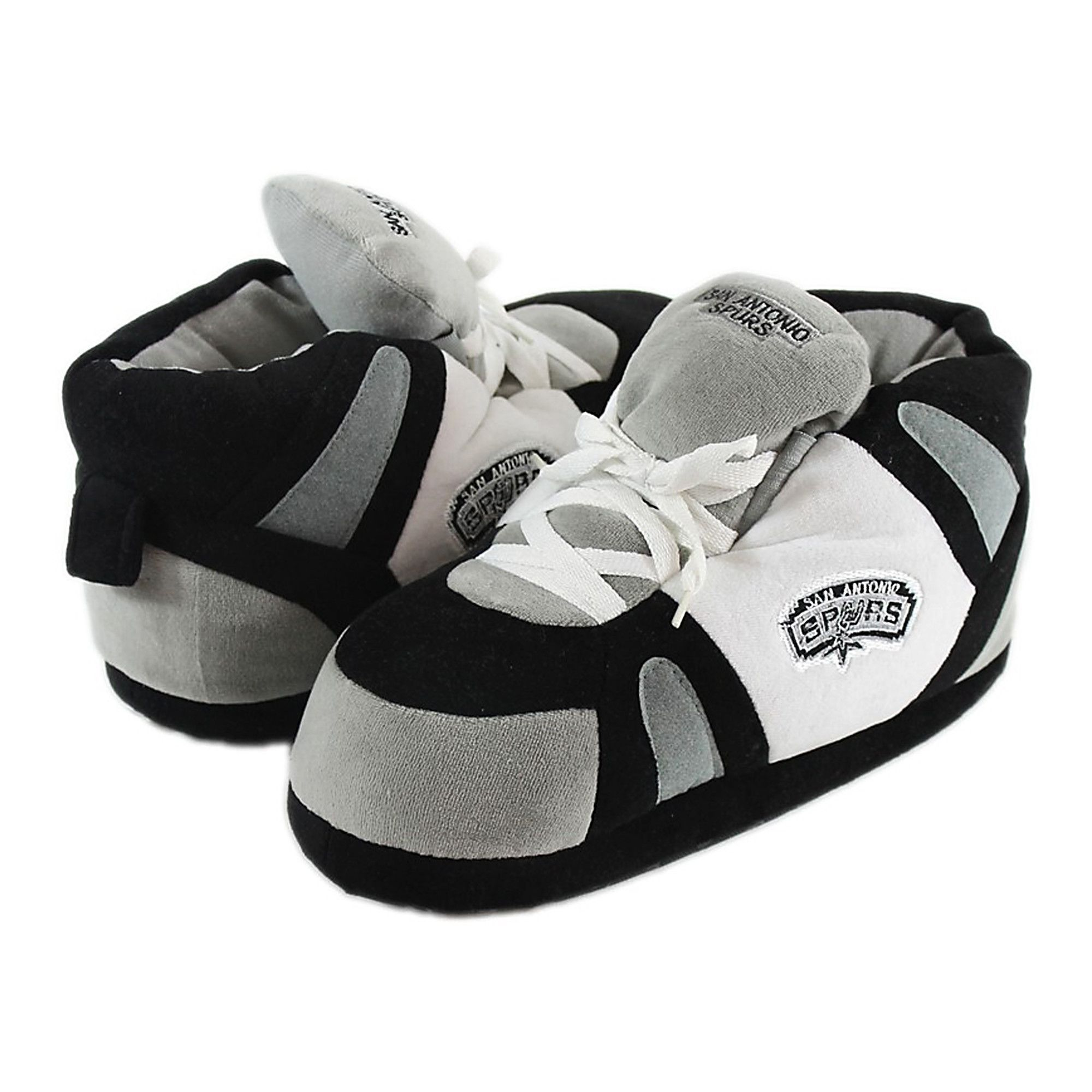 c61fcde18b5c San Antonio Spurs NBA Slippers by Comfy Feet