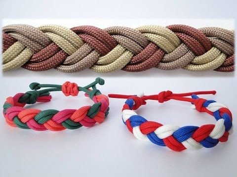 How To Make An Easy Paracord Friendship Bracelet Turk 39 S Head