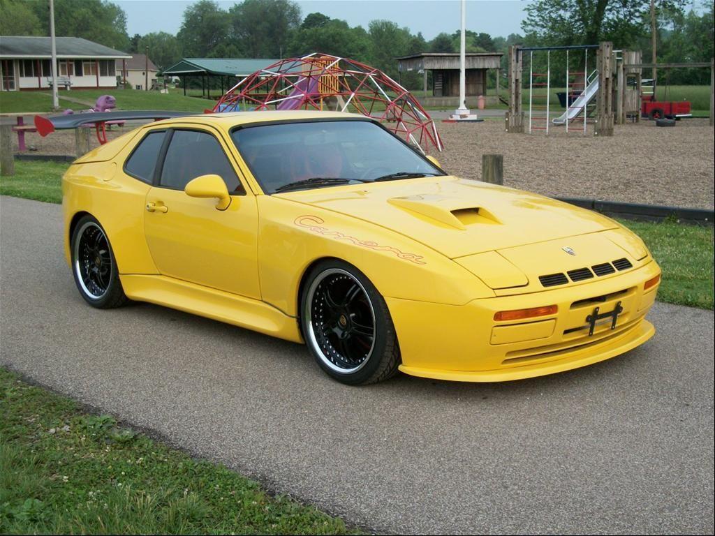 Porsche 924 Carrera Gts Turbo