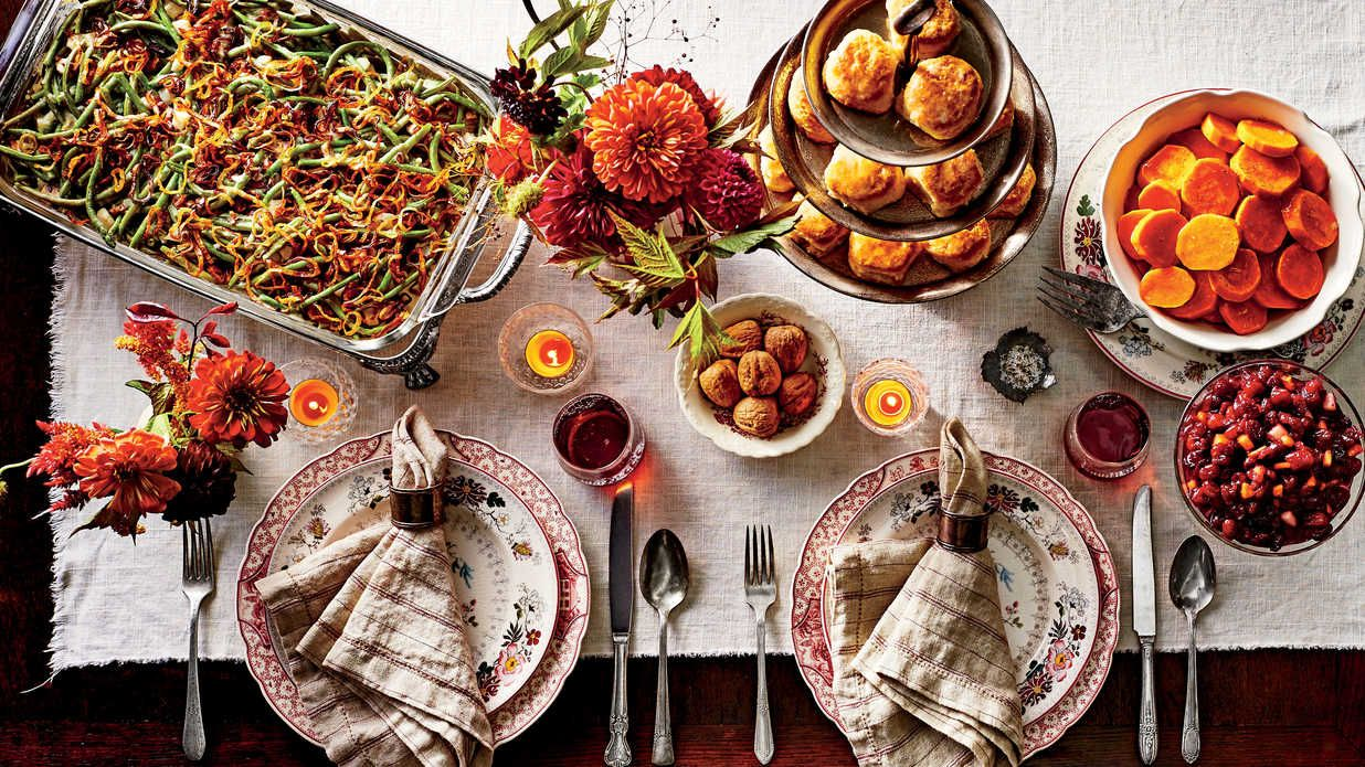 Delicious Recipes For Your Most Memorable Thanksgiving