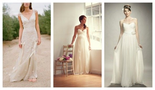 Gowns For A Glamorous Country Style Wedding | Pinterest | Country ...