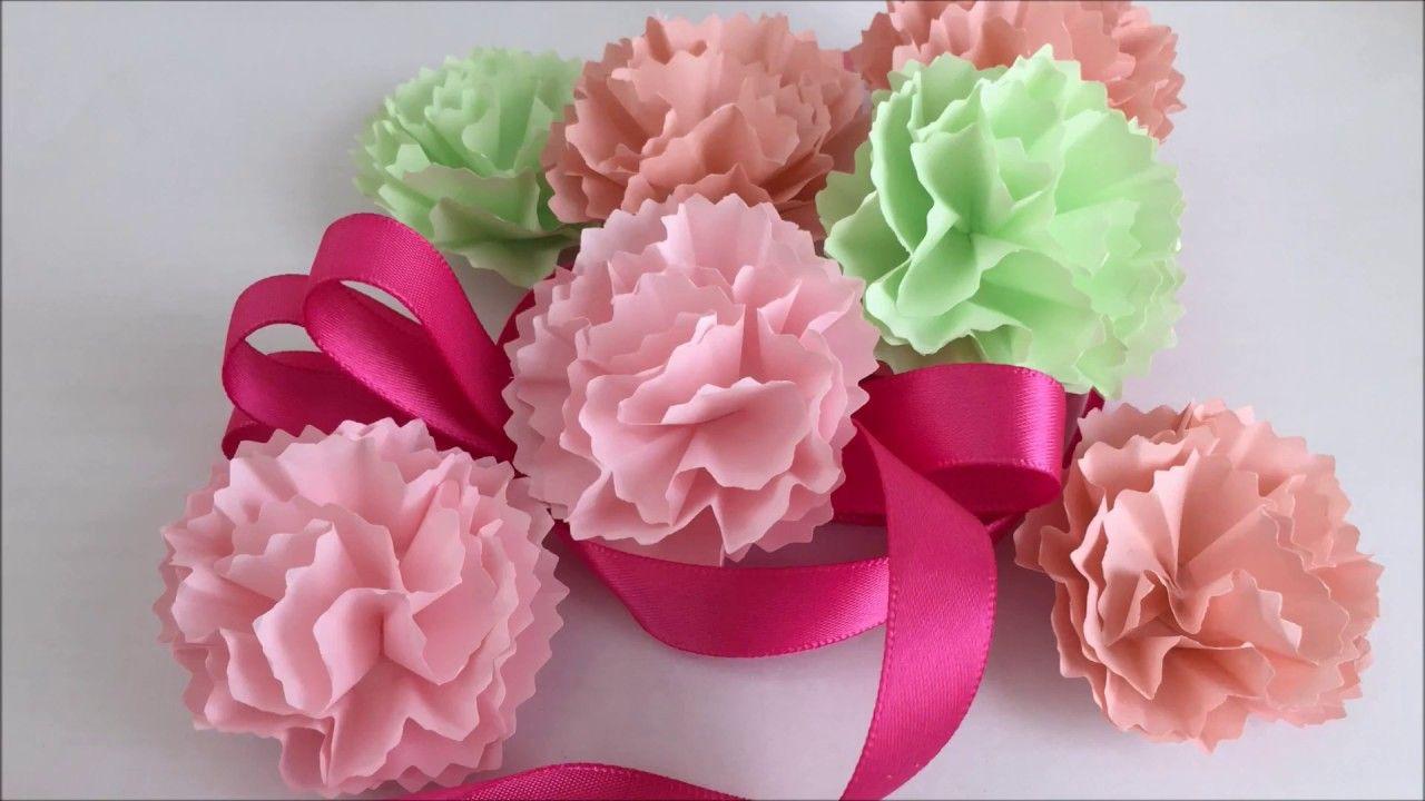 origami carnation mightylinksfo Images