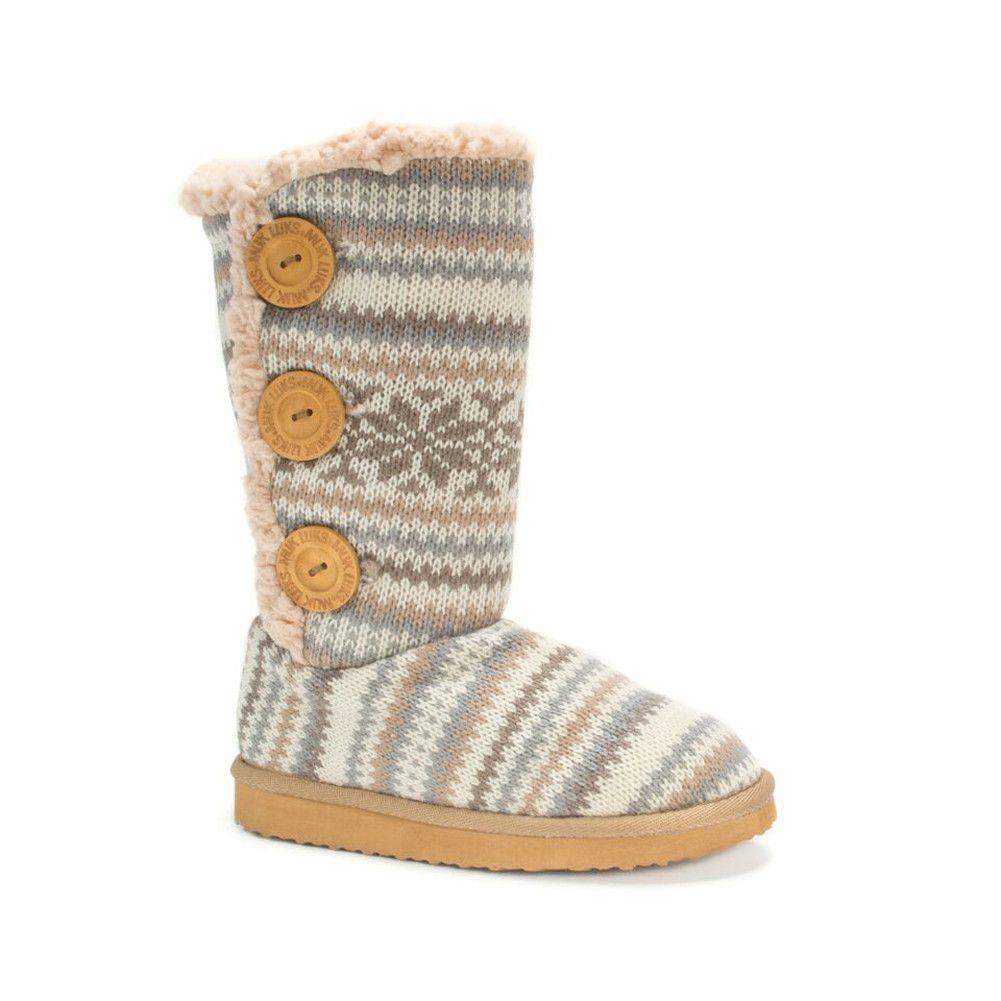 Malena Boots by Muk Luks
