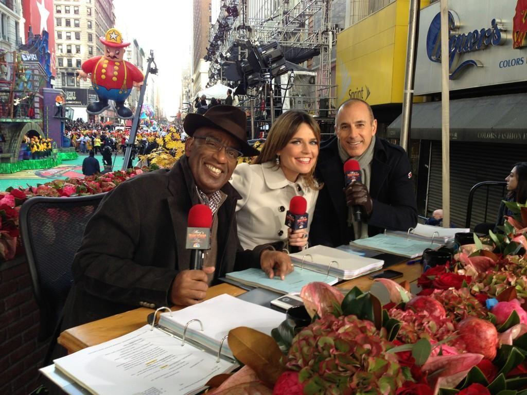 Al Roker On Twitter Macys Parade Macy S Thanksgiving Day Parade Thanksgiving Day Parade