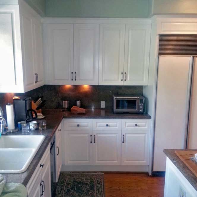 Photo Gallery Of Cabinet Refinishing Resurfacing Refacing And Restaining Cabinet Refresh Refinishing Cabinets Cabinet