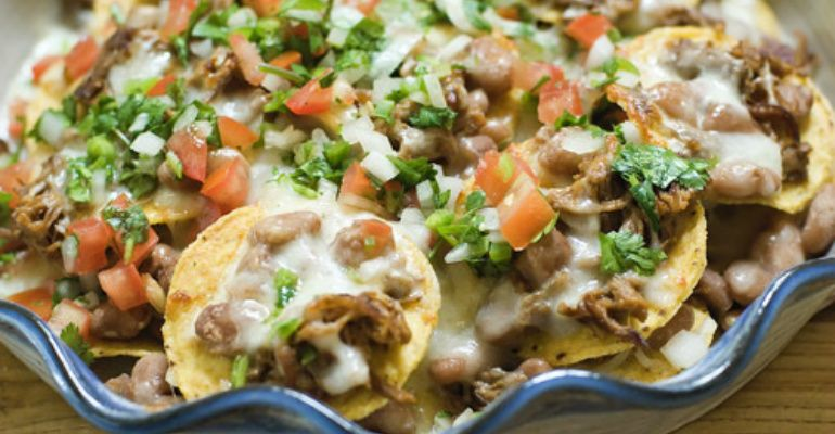 Saddle Up For Some Frontier Man Nachos – A Hearty, Filling Recipe Of Cheesy Dude-Food #pioneerwomannachocheesecasserole