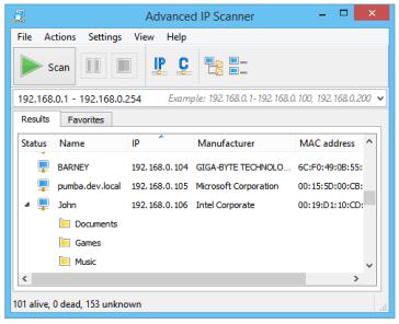 ip scanner download for windows 10