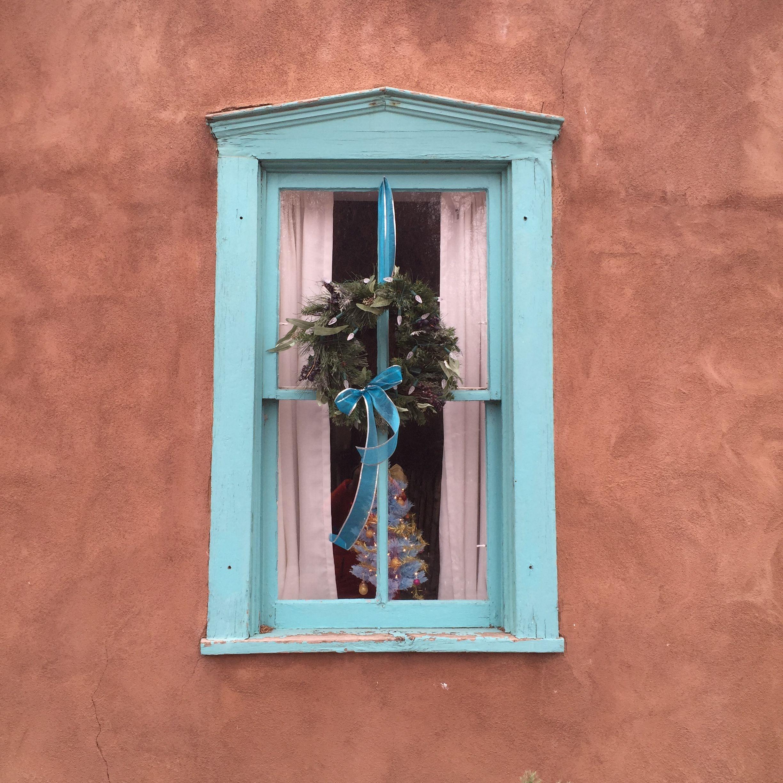 Cityofsantafesanta fe holiday window visit us at santafe