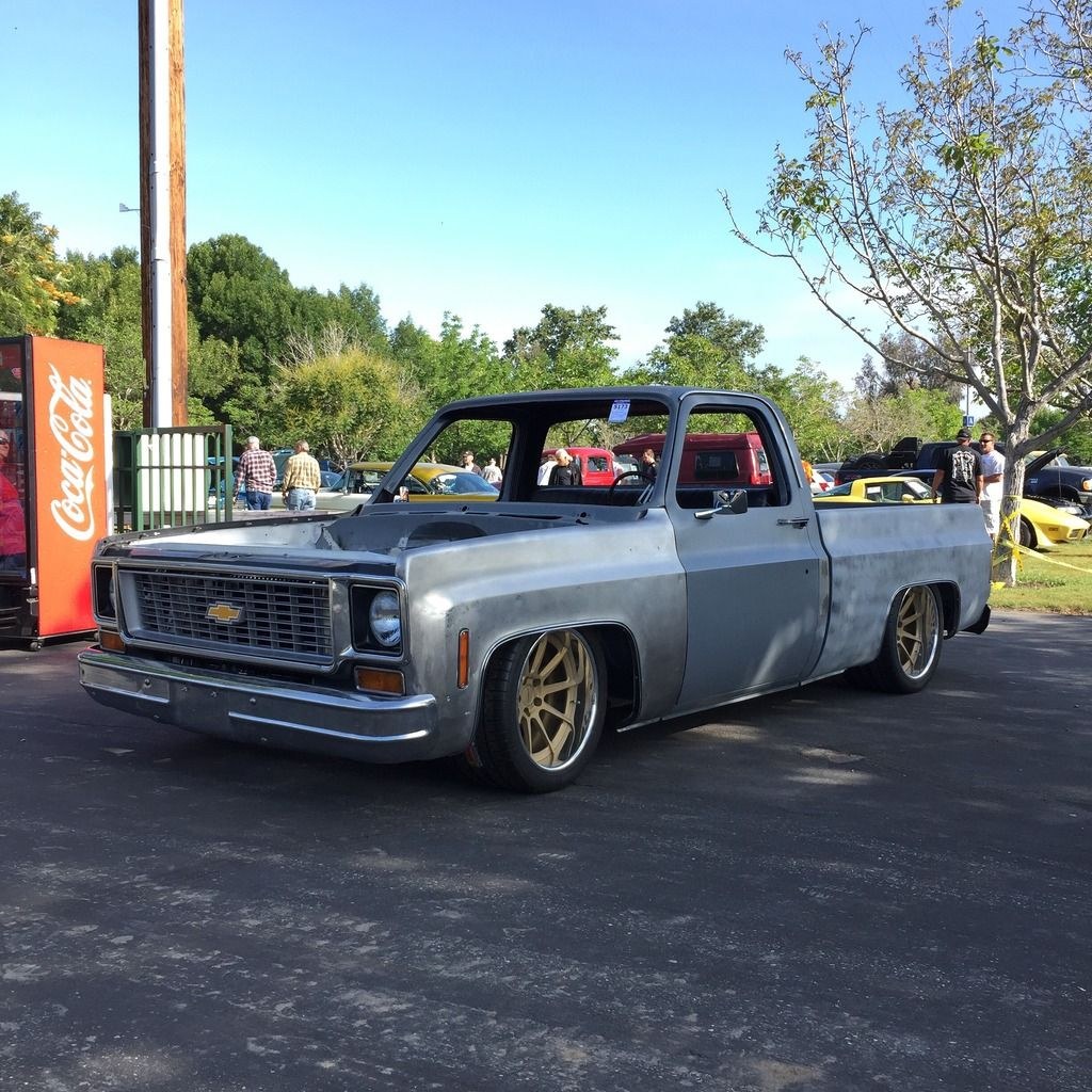 Truck chevy c10 project trucks : Project Cannonball C10 - Page 9 - The 1947 - Present Chevrolet ...