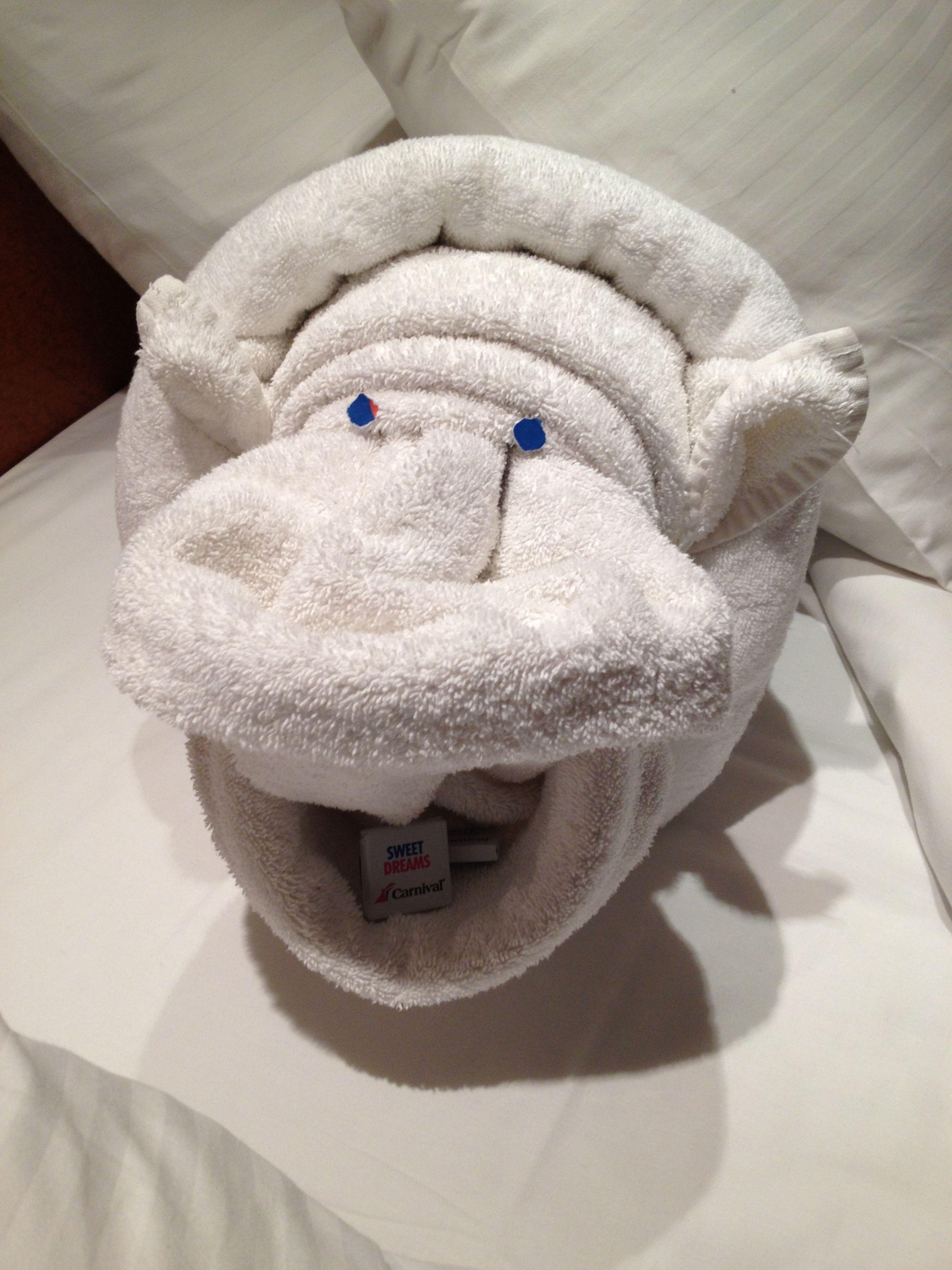 animales de la toalla animales de la selva lneas de cruceros del carnaval doblar servilletas tortas de paales fold towels towel origami