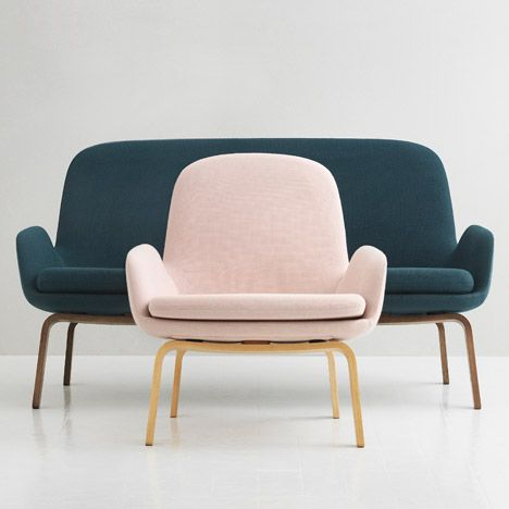 Normann Copenhagen Responds To Small Sofa Trend With Era By Simon Legald Furniture