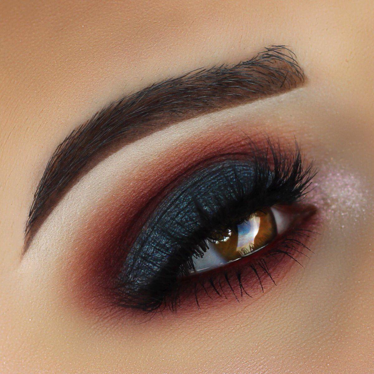 "MakeupGeek ""Houdini"" and ""Cherry Cola"" eyeshadow Fall"