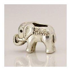abalorio elefante pandora