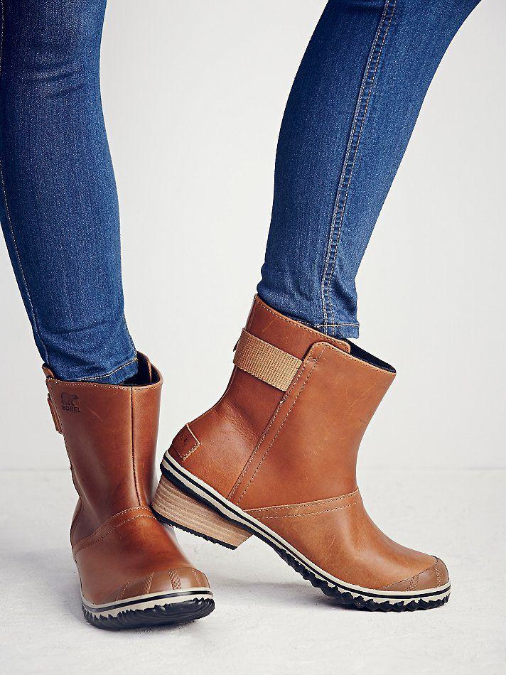 Slimboot Pull-On Weather Boots