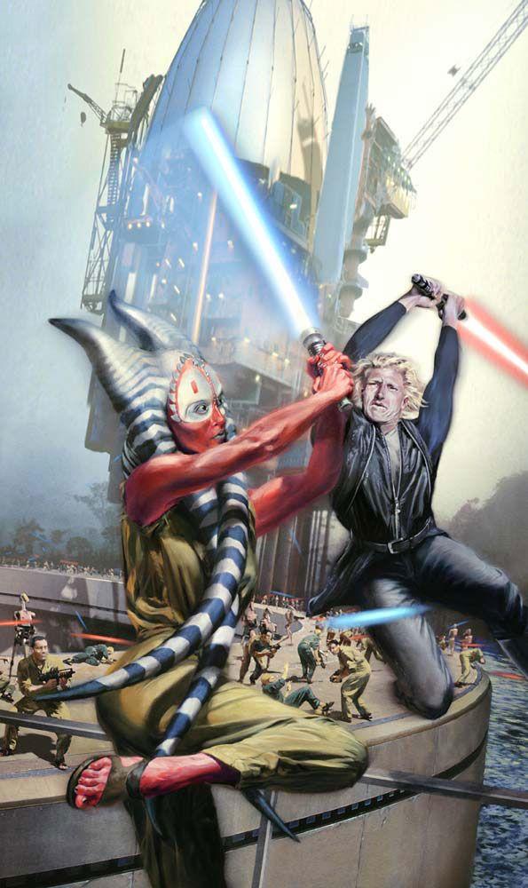 Shaak Ti Wookieepedia The Star Wars Wiki Star Wars Wallpaper Star Wars Images Star Wars Comics