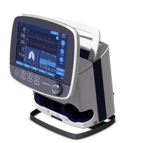 Hamilton C3 Mechanical Ventilator Hamilton Medical Shemotehnika Krutye Izobreteniya Lestnichnaya Ploshadka