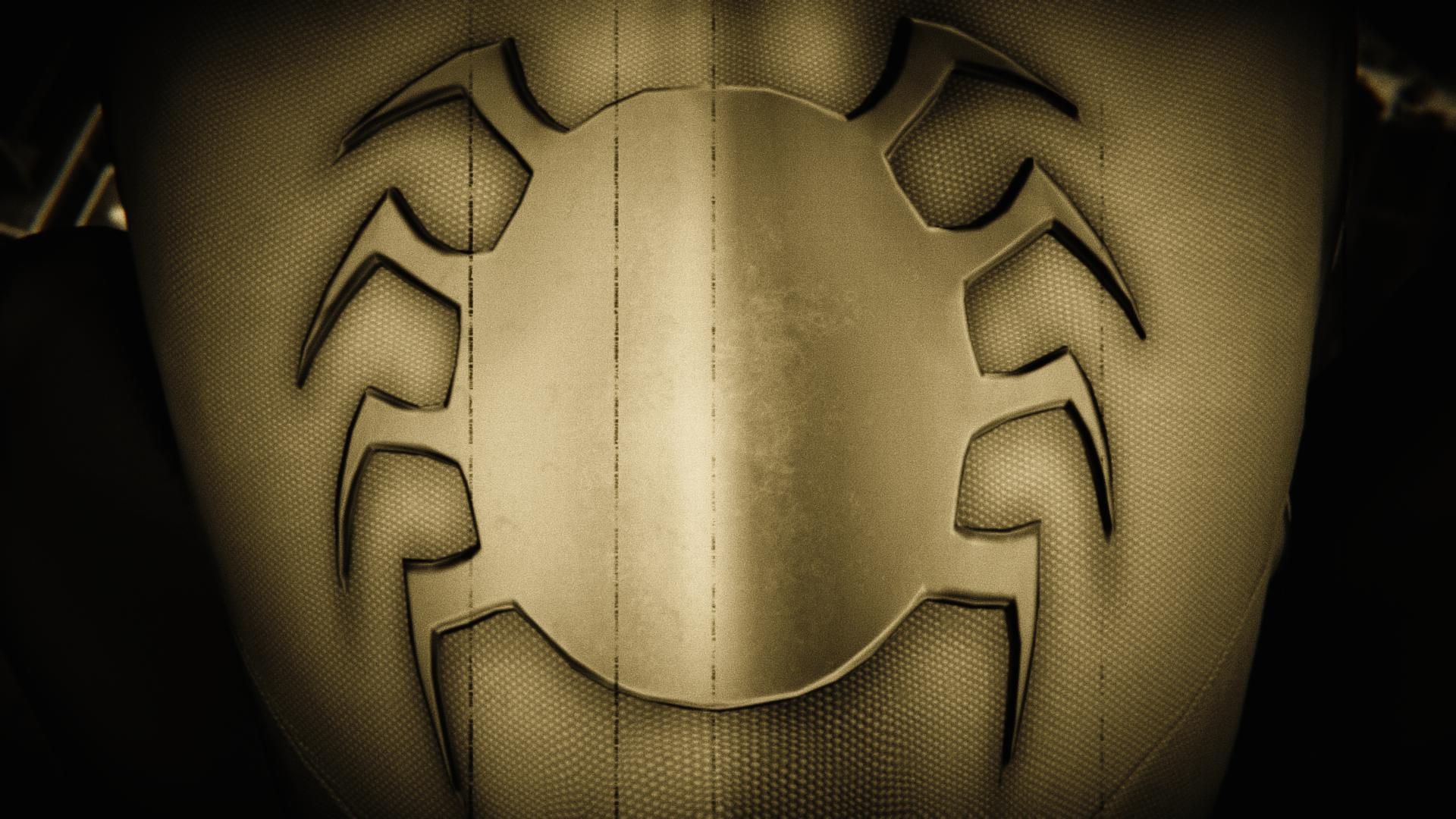 Spider Man Ps4 Logo Spiderman Spider Verse Spider