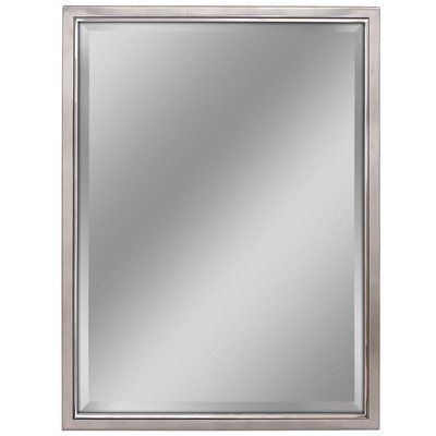 Red Barrel Studio Kennith Clic Metal Framed Bathroom Vanity Wall Mirror Size 40 H X 30 W 0 75 D Products
