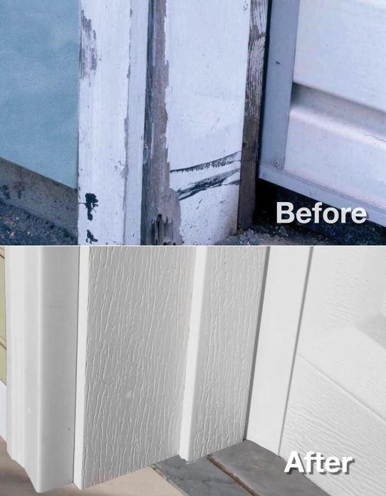 garage door trim sealTsunami Seal  how to stop water from coming in under garage door
