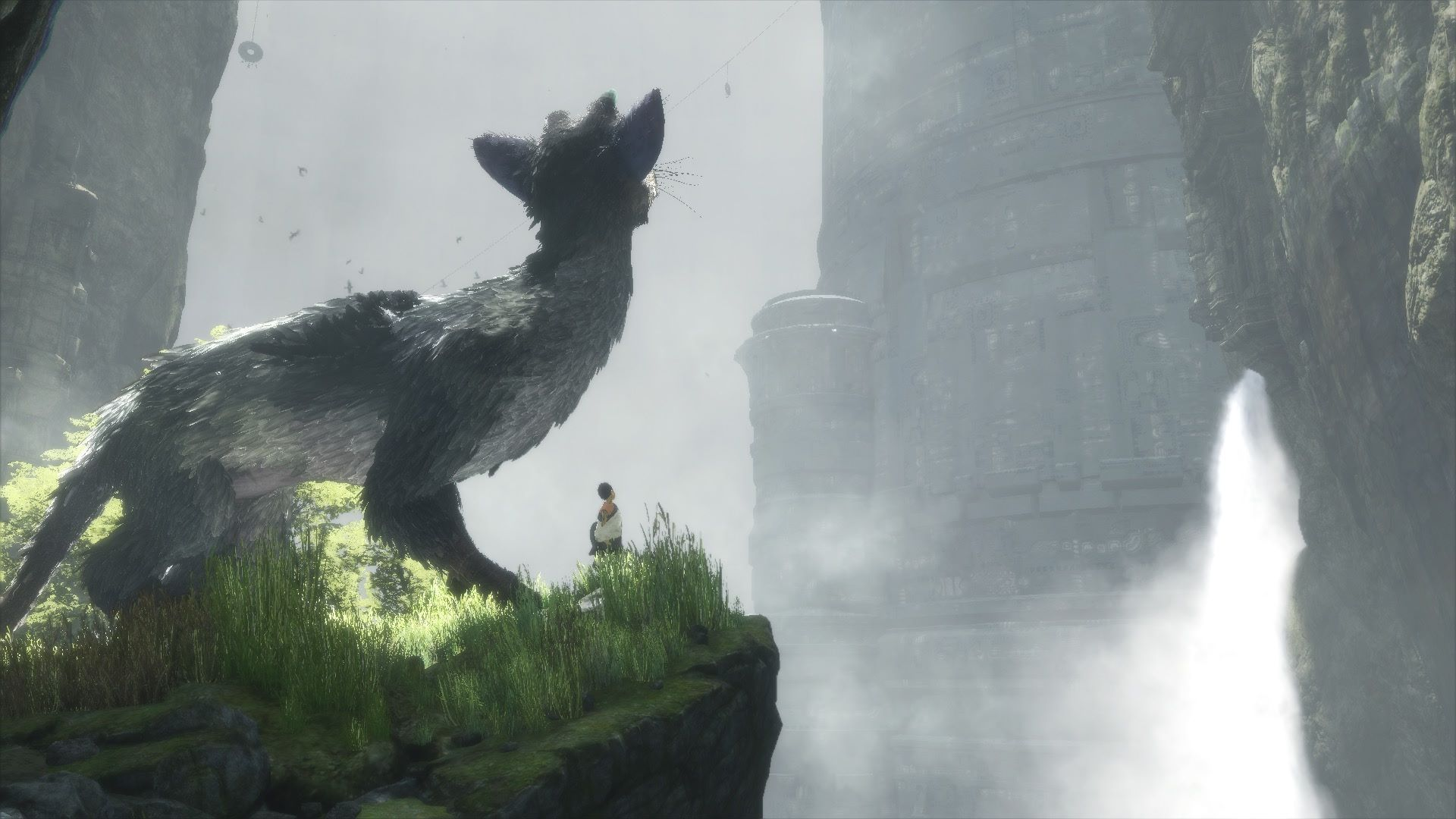 With The Last Guardian arriving on store shelves in a little under a week, Sony of Japan has released an eight minute long introduction trailer