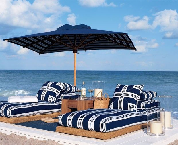 Ralph Lauren na área de lazer   Hostal, La playa y Playa