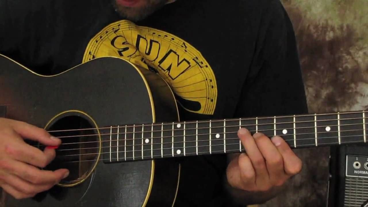 Need a solo on an acoustic guitar 38
