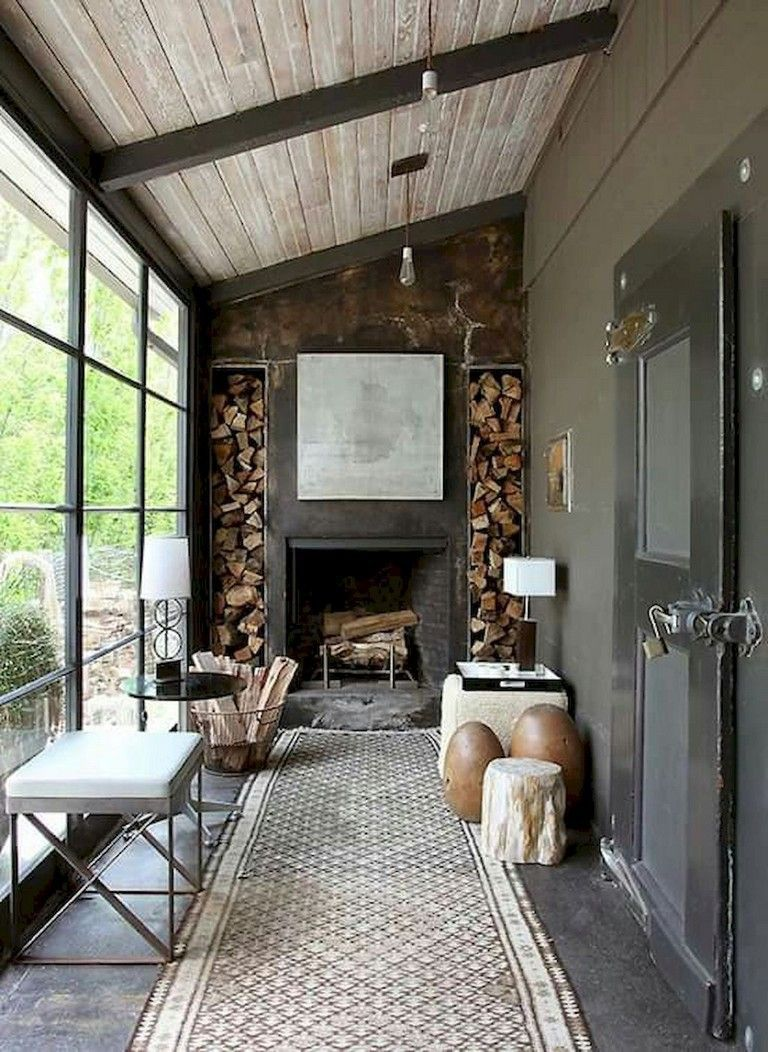 Leading fireplace and ideas just on interioropedia.com  Small