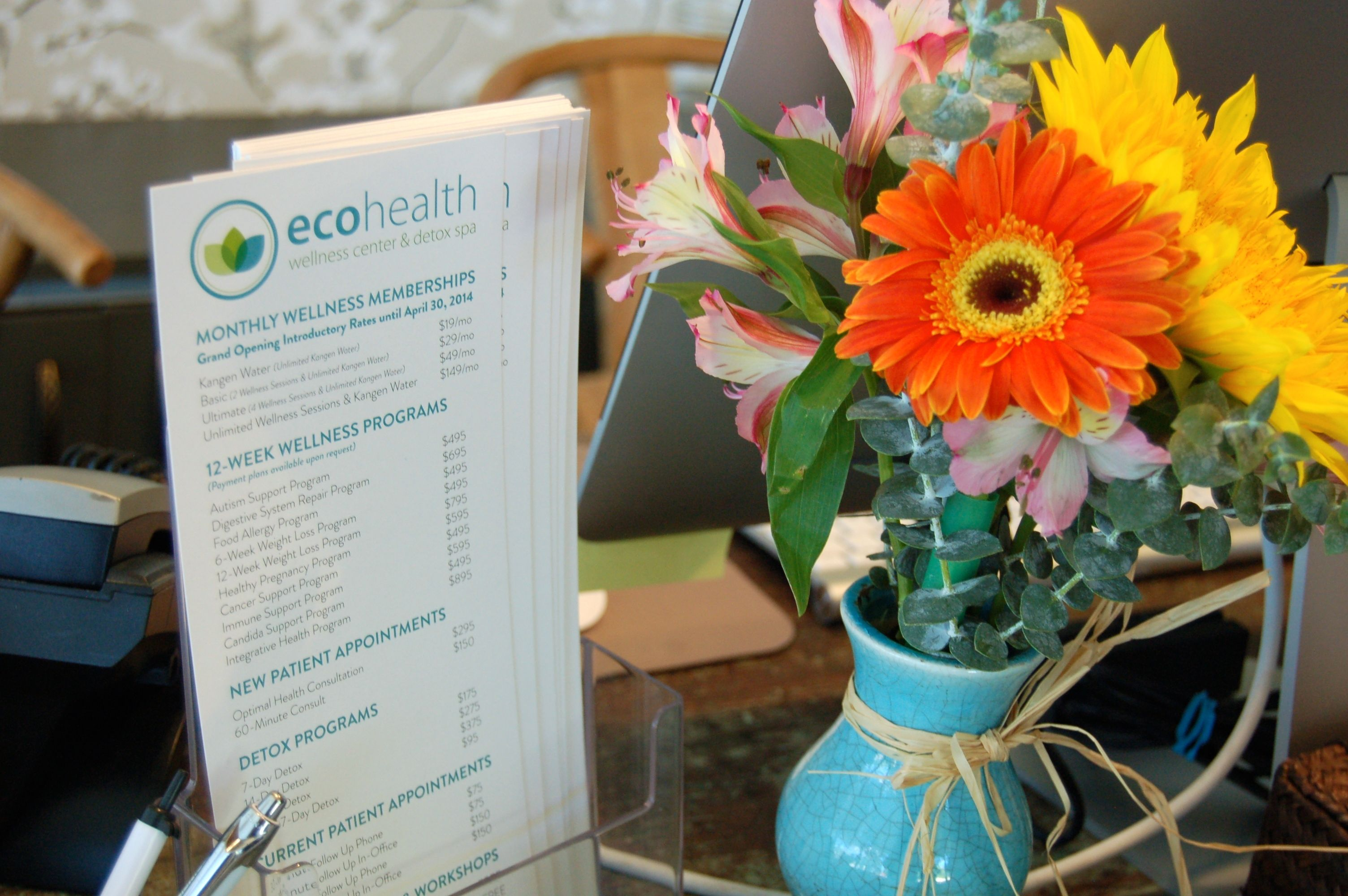 Come see what eco health is all about mount pleasant sc