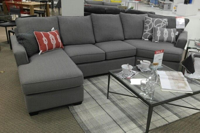 Camden Sectional By Statum Furniture Canadian Made Multiple Configurations Available Medium Soft Seating Comfort
