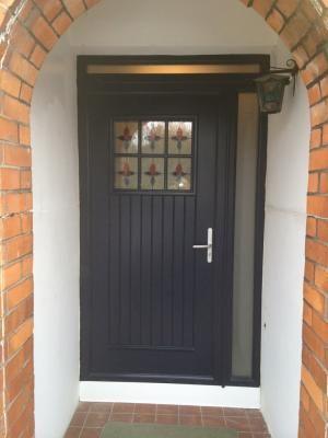 Contemporary Front Doors Dublin