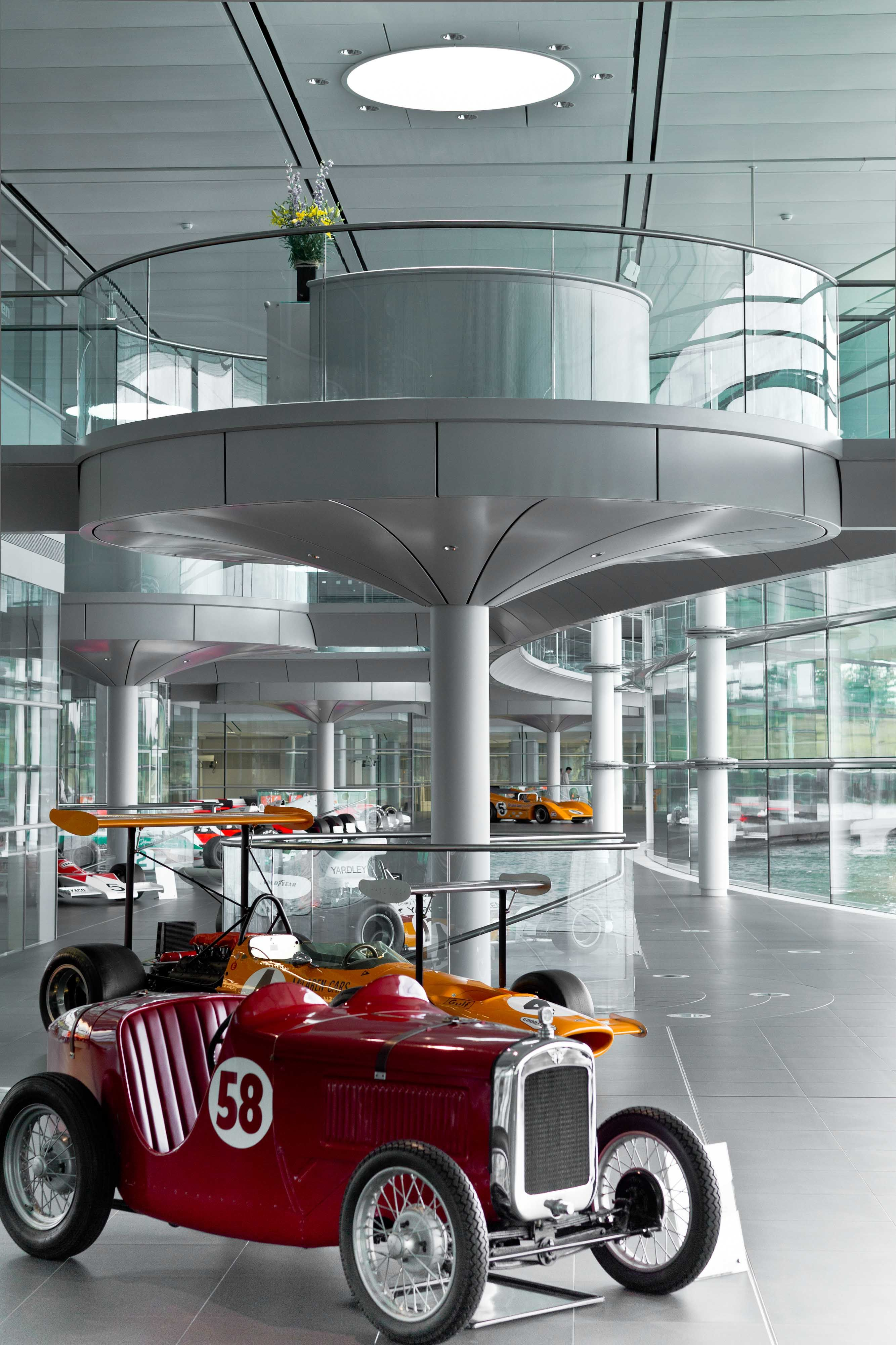 22 best mclaren technology center images on pinterest centre cars and exhausted