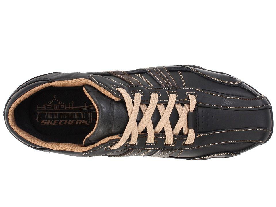SKECHERS Diameter Vassell Men's Lace up casual Shoes Black