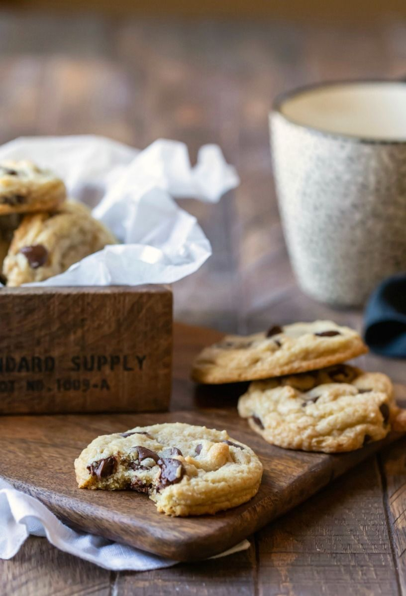Easiest Chocolate Chip Cookie images