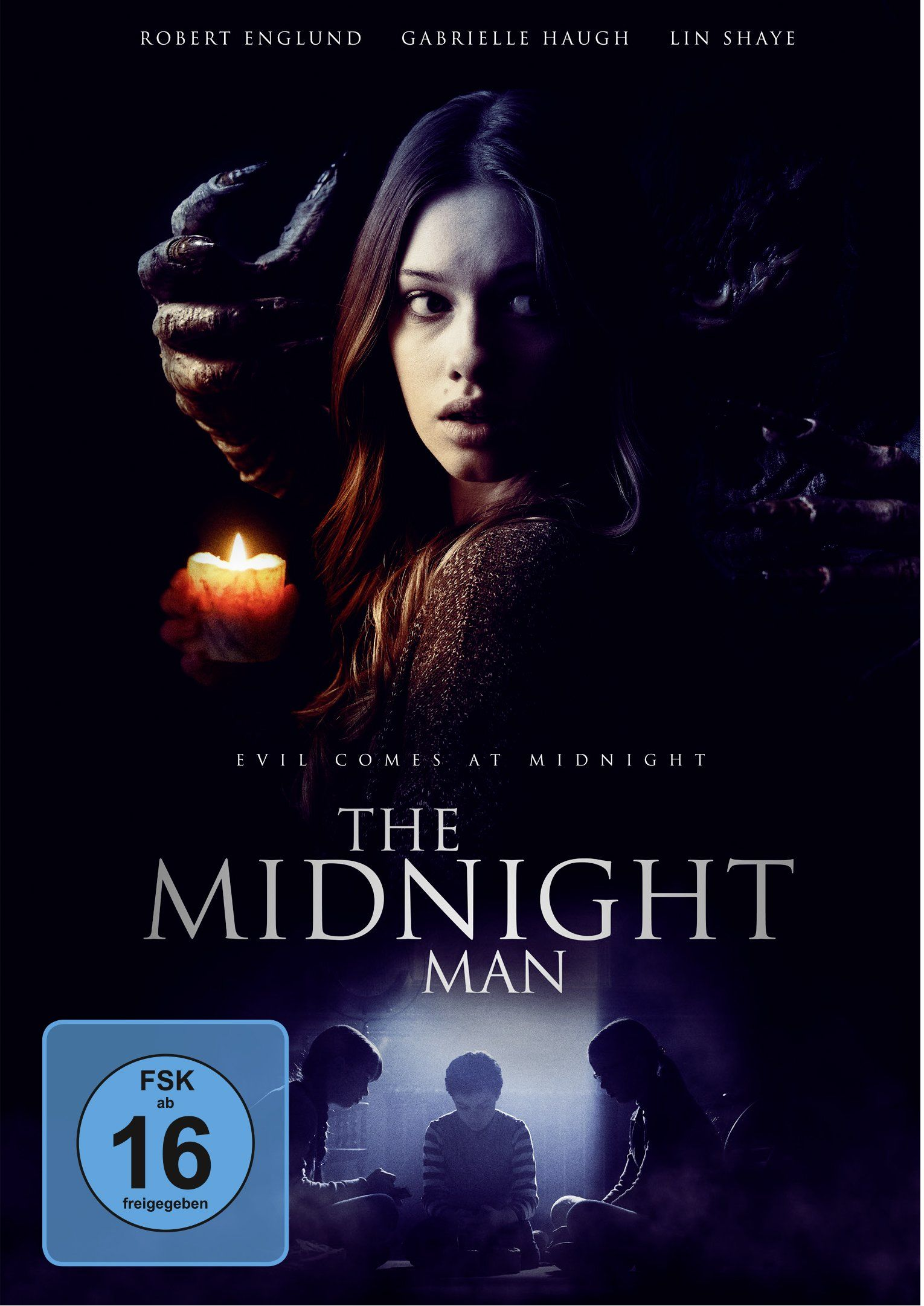 The Midnight Man [Alemania] [DVD] Ad Man, Midnight,