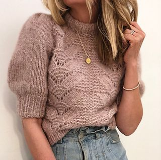 Photo of Ragnhild sweater